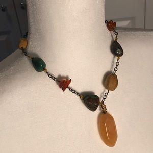 Silpada Semi-precious Stone Necklace